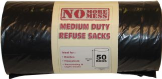 Maxim NO MORE MESS - Refuse Sacks
